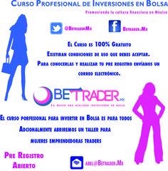 Taller de Trading para mujeres emprendedoras!!