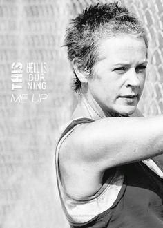Carol, The Walking Dead