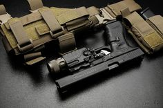 Glock 24 & T3 Holster and Mag Pouch | Flickr - Photo Sharing!