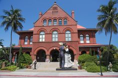 Explore the Custom House and sculptures outside: 10 Things To Do in Key West, FL