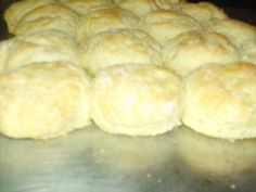 Southern Plate Buttermilk Biscuits:  Ingredients  1/2 cup cold butter or margarine  2 1/4 c self rising soft wheat flour *  1 1/4 c buttermilk (or whole milk with a tablespoon of lemon juice added)  flour for dusting  melted butter for brushing baked biscuits