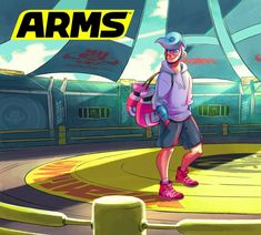 ARMS - Version update available, full patch notes Arms Switch, Kid Cobra, Arm Art, V Games, Undertale Memes, Nintendo Characters, Retro Video Games, Super Smash Bros, Poses