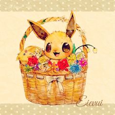 eevee, pokemon...