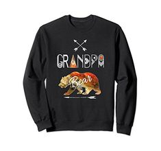 Check this Mama Bear Tribal Matching Group Family Vacation & Camping Long Sleeve T-Shirt . Hight quality products with perfect design is available in a spectrum of colors and sizes, and many different types of shirts! Cousin Gifts, Uncle Gifts, Gifts For Brother, Grandpa Gifts, Mama Bear Sweatshirt, Graphic Sweatshirt, T Shirt, Family Shirts, Types Of Shirts