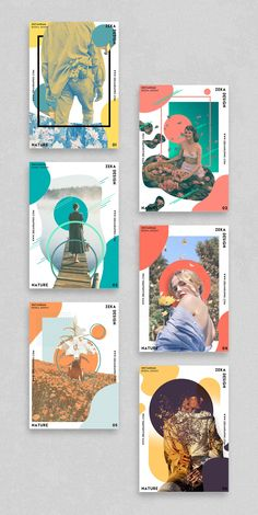 editorial layout Nature Full Poster Design and Graphic Design Project by Zeka Design, minimalist poster design layout inspiration, creative digital collage art. Portfolio Graphic Design, Mode Portfolio Layout, Graphic Design Trends, Graphic Design Layouts, Graphic Design Projects, Graphic Design Posters, Graphic Design Typography, Graphic Design Inspiration, Layout Inspiration