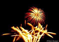 Fireworks - Bill Barber Photography