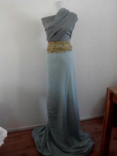 Shekila Couture Dress sample