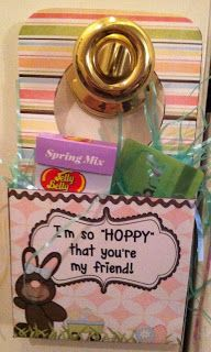 Simple easter gift idea mason jar candy easter gift and holidays negle Gallery