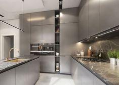 Kuwejt kitchen 04 on Behance