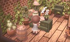 Room inspiration: vintage nature/rustic green