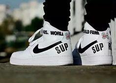 Tênis Nike Air Force Supreme Botinha Academia - R$ 98,90 em Mercado Livre
