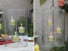 Can't wait to begin entertaining outdoors!  This lantern is a great addition to any outdoor space OR beautifying an indoor space!  LOVE IT!