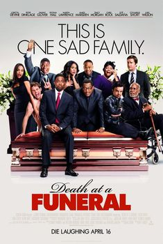 death at a funeral...this version gives the original a run for its money!