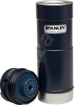 STANLEY Termohrnek Classic series do 1 ruky 470 ml modrý - termohrnek
