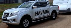 On the road with the Navara
