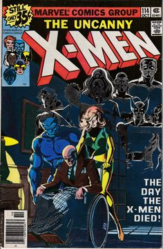 Uncanny XMen 1963 1st Series 114 October 1978 Issue by ViewObscura, $15.00