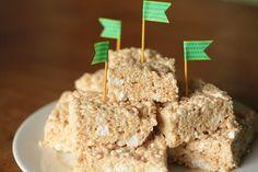Rice Krispie Treats - Dulcedo  http://dulcedoblog.blogspot.com/2015/06/rice-krispie-treats.html