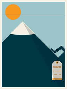 I hate Jason Munn so much. So damn clever #Pickwick #poster