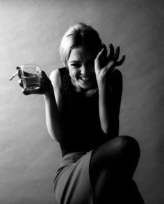 edie sedgwick I lived her back when I was obsessed with the era ;)