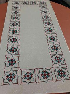 Cross Stitch House, Cross Stitch Art, Cross Stitch Borders, Cross Stitch Flowers, Cross Stitch Designs, Cross Stitch Embroidery, Cross Stitch Patterns, Cross Stitch Geometric, Filet Crochet Charts