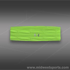Under Armour Perfect Headband (in Hyper Green) Nike Headbands, Sports Headbands, Softball, Volleyball, Under Amor, Under Armour Headbands, Nike Under Armour, Head Bands, Athletic Wear