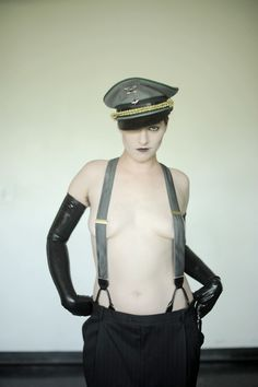 Amanda Palmer -The Night Porter
