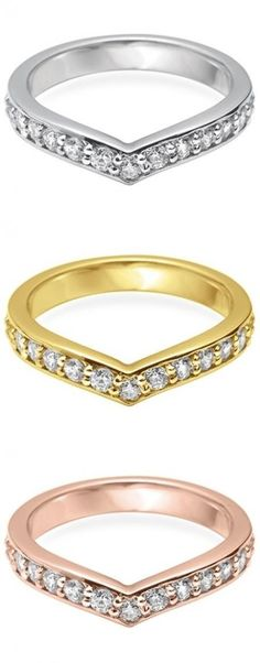 0369c0d7c Small curved V shaped diamond wedding ring with width. Available in 950  platinum, yellow gold, white gold and rose gold at Samara James.