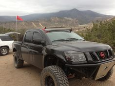 Oh man this is the coolest nissan titan prerunner i have ever seen 2004 to 2014 nissan titan front fenders with 4 flare and 3 rise mozeypictures Gallery