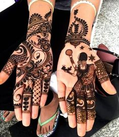 Check beautiful & easy mehndi designs 2020 ideas for mehandi ceremony. Save these latest bridal mehandi designs photos to try on your hands in this wedding season. Mehandi Designs, Karva Chauth Mehndi Designs, Latest Arabic Mehndi Designs, Stylish Mehndi Designs, Mehndi Designs For Girls, Wedding Mehndi Designs, Mehndi Designs For Fingers, Beautiful Mehndi Design, Dulhan Mehndi Designs