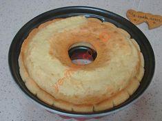 Limonlu Pamuk Kek Tarifi Yapılış Aşaması 11/16 Doughnut, Recipies, Food And Drink, Desserts, Herbs, Kitchens, Recipes, Tailgate Desserts, Rezepte