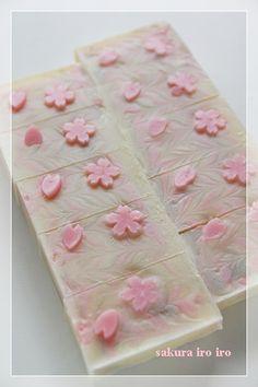 桜と雪|sakura iro 色 大阪・吹田 手作り石けん教室