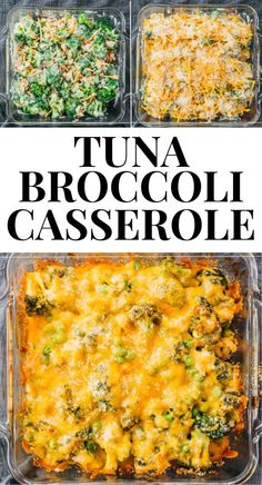 This is an easy, low carb, and keto recipe for baked tuna casserole with broccoli. It's simple and quick to make, with only 6 ingredients, and incredi. Low Carb Recipes, Diet Recipes, Cooking Recipes, Healthy Recipes, Keto Foods, Tuna Casserole Recipes, Easy Healthy Casserole, Keto Casserole, Cena Keto