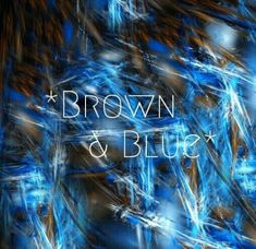 """""""Brown & Blue"""" a Tate Board Cover Love Blue, Do Love, Girls With Flowers, Art Clipart, Paint Shop, Textile Patterns, Brown Beige, Pattern Wallpaper, Color Blocking"""