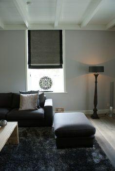 Door mooie lichtinval komt het interieur perfect tot zijn recht.