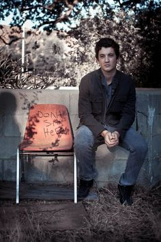 Miles Teller. He plays Willard in the remake of Footloose. He stole the show....and my heart.