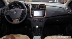 Interior do Renault Logan 2014 é revelado   » www.salaodocarro.com.br/lancamentos/interior-renault-logan-2014-revelado.html