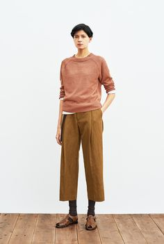 Anti Fashion, Womens Fashion, Fall Capsule Wardrobe, Margaret Howell, Gorgeous Fabrics, Trouser Suits, Suits For Women, Beautiful Outfits, What To Wear