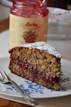 Due bionde in cucina: Torta di grano saraceno