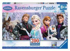 Disney Frozen - Frozen Friends - 200 Piece Jigsaw Puzzle