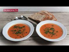 Zupa pomidorowo-dyniowa z soczewicą :: Skutecznie.Tv [HD] - YouTube