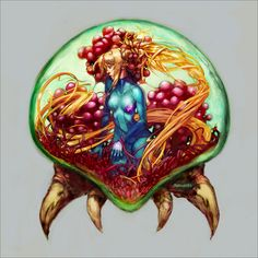 Metroid Snowglobeby *fallout161