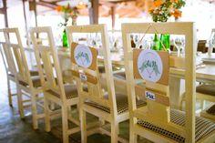 Lugar dos noivos