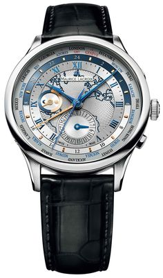Maurice Lacroix Watch World Timer