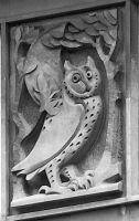 Coruja Escultura - Site de Bob Speel
