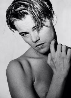 Leonardo DiCaprio by Greg Gorman / 1994