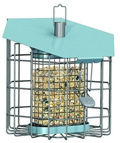 The Nuttery NC001 Hexihaus Compact Suet Feeder The Nuttery http://www.amazon.com/dp/B00LE7WFRY/ref=cm_sw_r_pi_dp_Tsg3wb1F6W92J