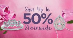 We make Mother's Day easy. Save up to 50% storewide. Go ahead, Make Mom's day. http://www.samuelsjewelers.com