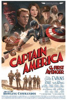 Captain America - First Avenger (2011)