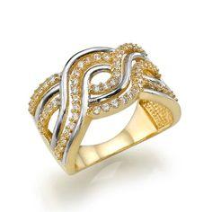 Two tone vintage diamond engagement rings Best Engagement Rings, Vintage Diamond, Heart Ring, Wedding Rings, Jewelry, Women, Jewlery, Jewerly, Schmuck