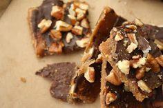 The Traveling Spoon: Ridiculously Good Cracker Toffee (12 Weeks of Christmas Cookies - Week 11)